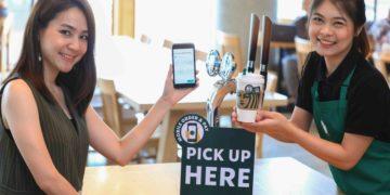 สตาร์บัคส์ เปิดตัวฟีเจอร์ Mobile Order & Pay บนแอปฯ Starbucks® Thailand