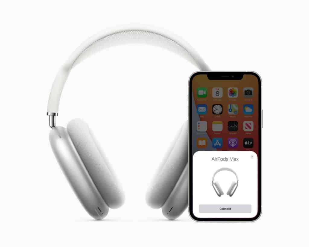 Apple เปิดตัว AirPods Max หูฟังไร้สายดีไซน์ครอบหูรุ่นใหม่ มาพร้อมเทคโนโลยีตัดเสียงรบกวน และปุ่ม Digital Crown ราคา 19,900 บาท