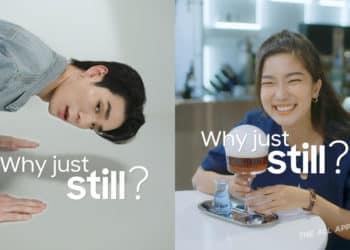 ซัมซุงปล่อยแคมเปญ 'Why just still?' โมเมนต์ที่ดีที่สุดไม่หยุดแค่ภาพนิ่ง ถ่ายทอดเรื่องราวได้เต็มอิ่มไปอีกขั้นด้วยคอนเทนต์วิดีโอ