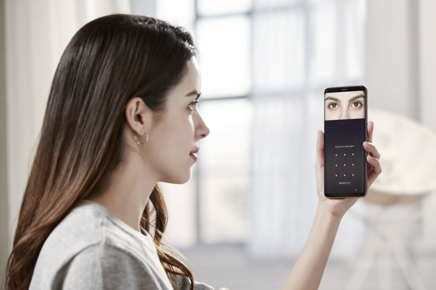 Galaxy S9 l S9+ Biometric Authentication
