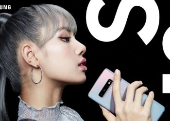 Samsung Galaxy S10 x Lisa Blackpink