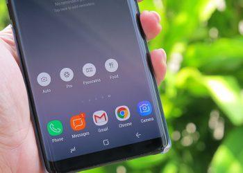 วิธีเพิ่ม Shortcut โหมดกล้องบน Galaxy Note 8 ที่ชอบใช้ในหน้า Home screen