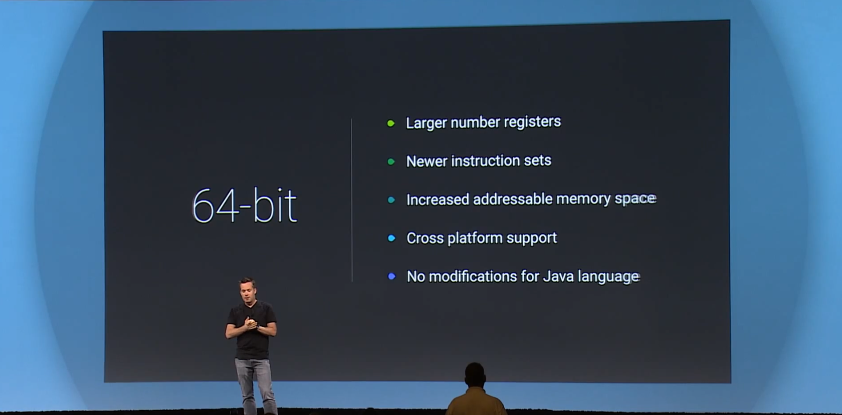 Android L 64-bit
