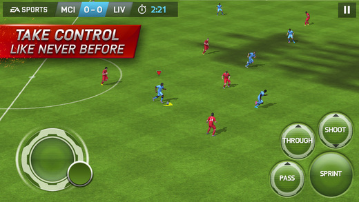 FIFA 15 Ultimate Team Control