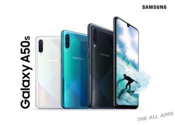 Samsung Galaxy A50s เปิดตัวในไทยอย่างเป็นทางการแล้ว ราคา 10,990 บาท