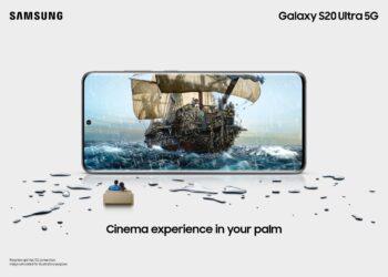 สัมผัสที่สุดแห่งประสบการณ์ความบันเทิงเหนือระดับ เฉพาะบน Galaxy S20 Ultra 5G