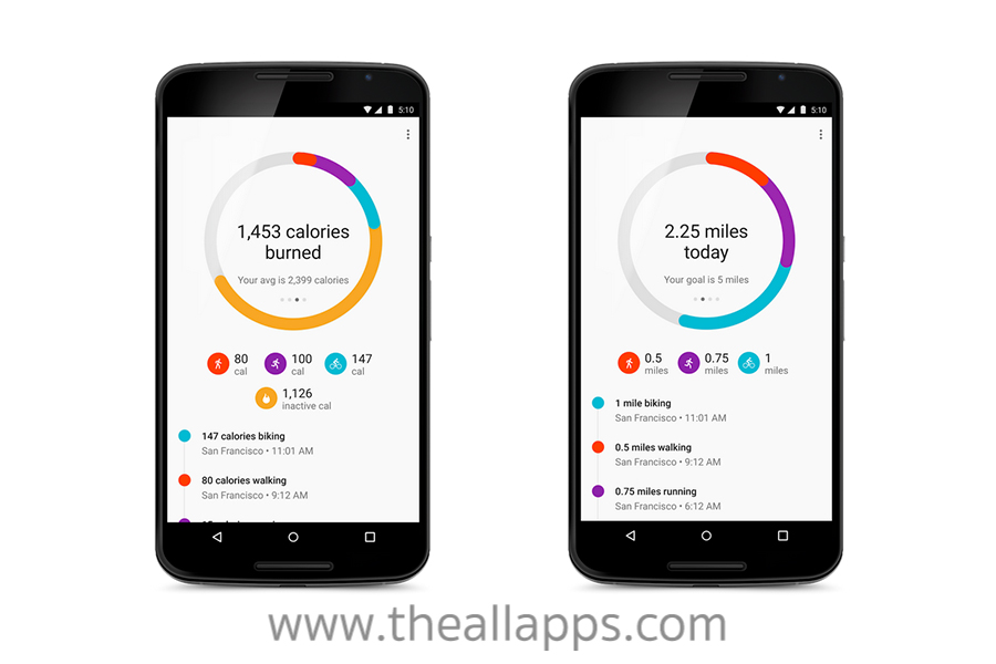 Google-Fit-Calories-burned-Distance-The-All-Apps