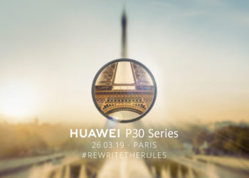 HUAWEI P30 Series เตรียมเปิดตัว 26 มี.ค. นี้