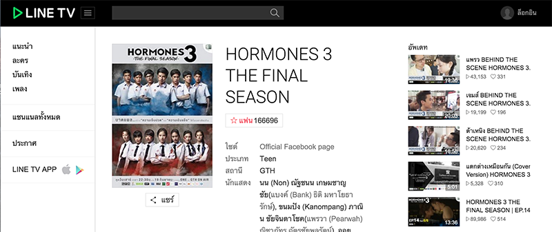 Hormones 3 The Final Season
