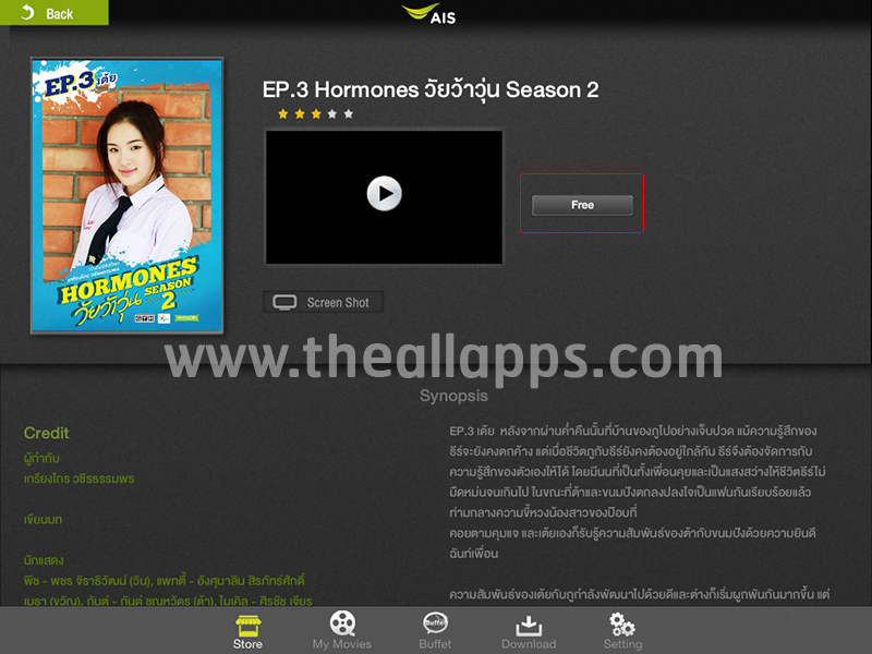 Hormones-Season-2-AIS-Movie-Store-2