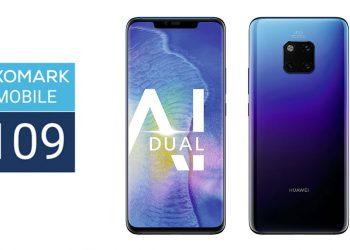 DxOMark เผยคะแนนกล้อง Huawei Mate 20 Pro ได้ 109 คะแนน