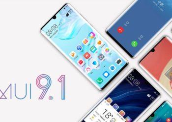 Huawei เริ่มทยอยปล่อย EMUI 9.1 ให้กับสมาร์ทโฟนและแท็บเล็ตแล้ว