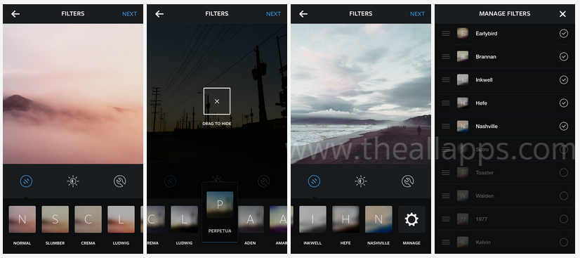 Instagram-Manage-Filters