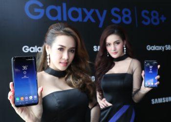 Launch of Samsung Galaxy