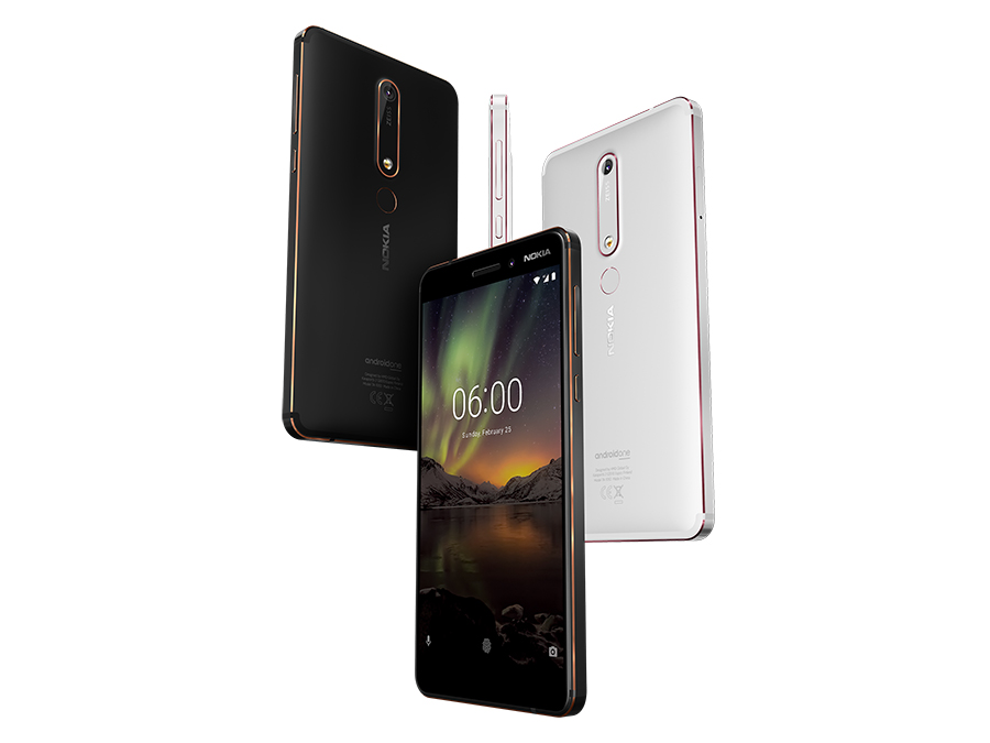 Nokia 6.1 The New Nokia 6
