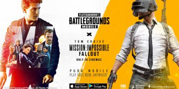 PUBG Mobile Mission : Impossible - Fallout