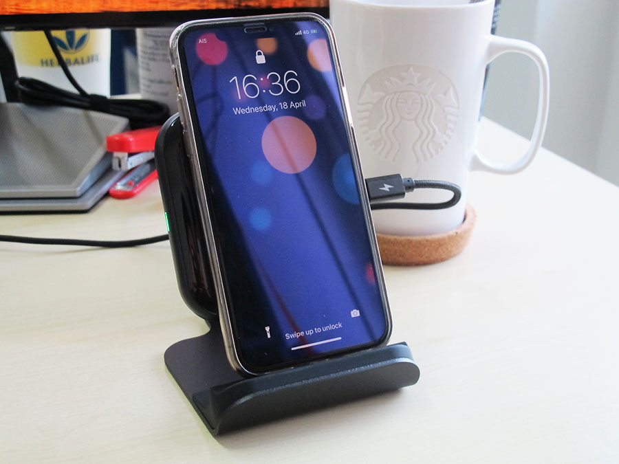 RavPower Wireless Charger RP-PC070
