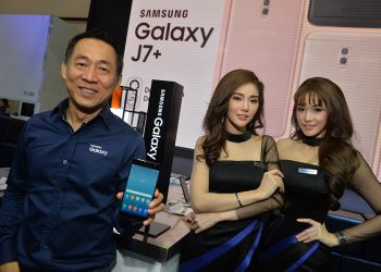 Samsung Galaxy J7+ Mobile Expo 2017