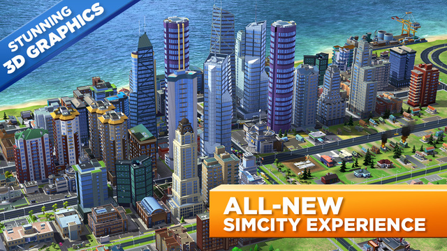 Simcity buildit freebies