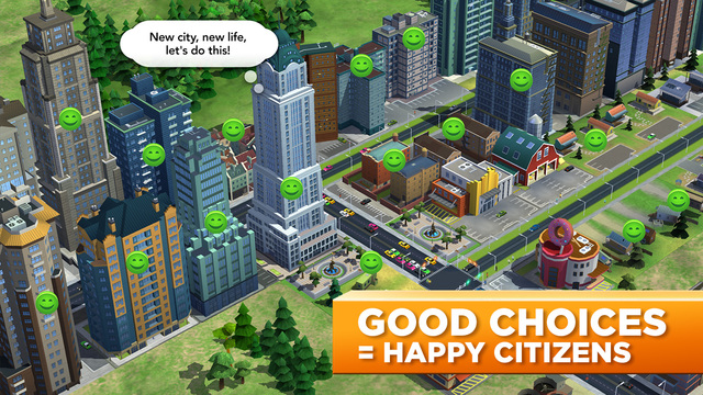 Simcity BuildIt 5
