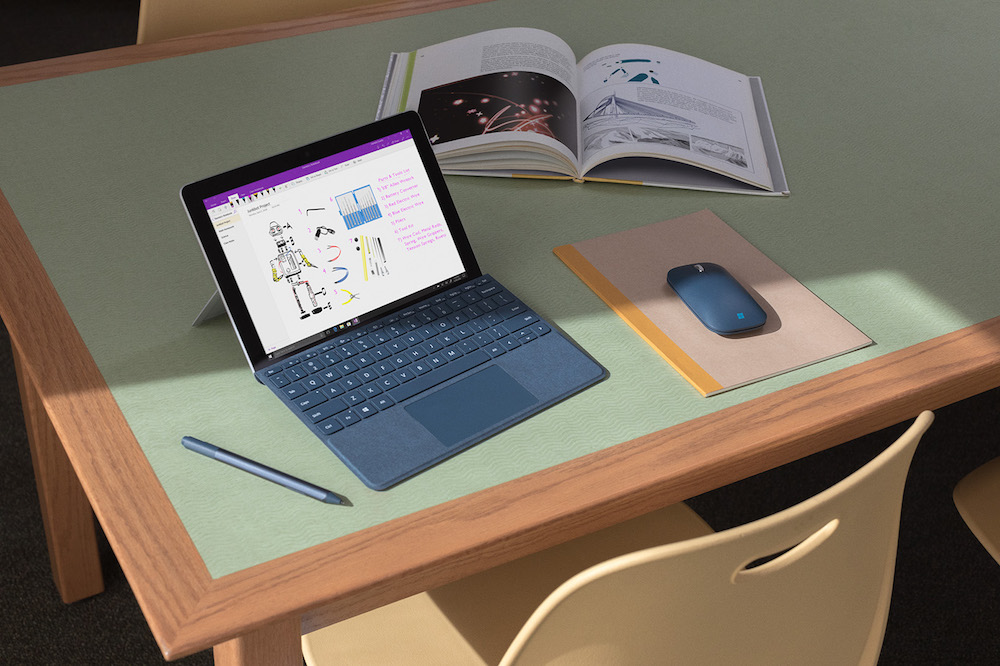 Microsoft Surface Go ราคาเริ่มต้น 14,999 บาท