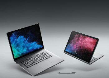Microsoft เปิดตัว Surface Book 2 และ Surface Laptop อุปกรณ์สำหรับทุกคน