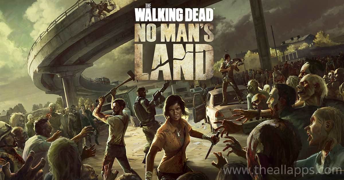 The-Walking-Dead-No-Man's-Land