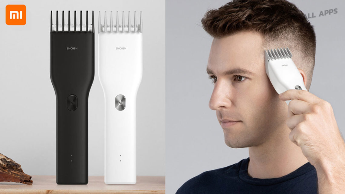 Xiaomi Enchen Electric Hair Trimmer Clipper