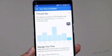 วิธีดู Your Time on Facebook ใช้เวลาบน Facebook นานเท่าไรในแต่ละวัน