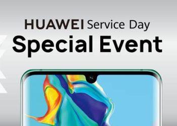 หัวเว่ยจัดกิจกรรม HUAWEI Service Day เอาใจลูกค้าไทยกันอีกครั้ง ให้ลูกค้านำสมาร์ทโฟนและแท็บเล็ตหัวเว่ยมาเปลี่ยนฟิล์มฟรี เช็คเครื่องฟรี และซ่อมเครื่องโดยไม่คิดค่าแรง