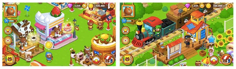 line-brown-farm-