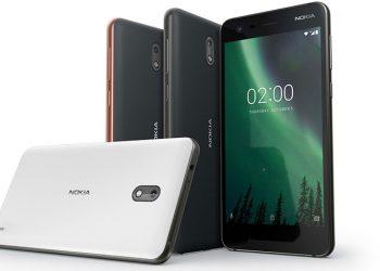 Nokia 2 เปิดตัวอย่างเป็นทางการแล้ว แบตเตอรี่ 4100mAh อยู่ได้นานถึง 2 วัน