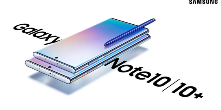Samsung Galaxy Note 10 Note 10+