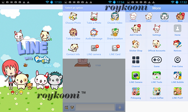 theme-line-android-panda-dog